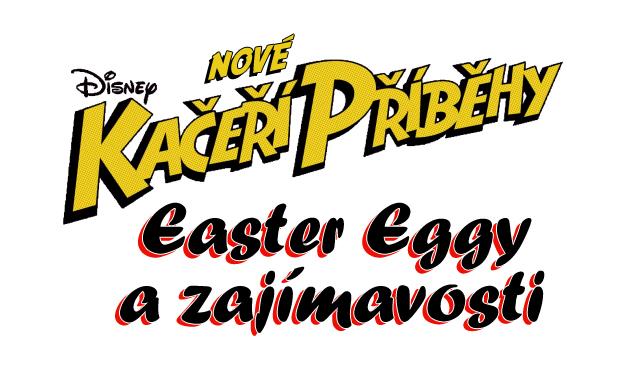 kačeří příběhy easter egg zajimavosti